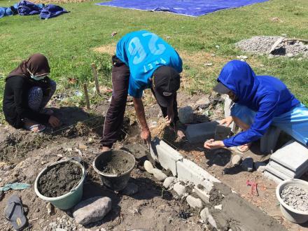 Penanganan Masalah Sampah di Desa Tirtosari