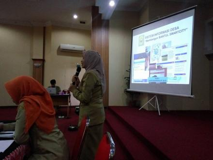 Workshop Sistem Informasi Desa