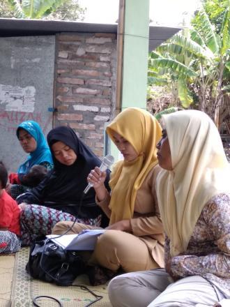 Desa Binaan Keluarga Sakinah di Pedukuhan Cimpon
