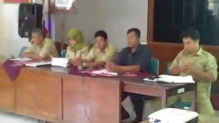 Rapat Pleno Perubahan RKPDes t.a 2018