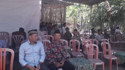 Peresmian Cor Blok Dusun Buruhan (Pengajian dan Pementasan Jathilan Turonggo Tuo) Desa Tirtosari