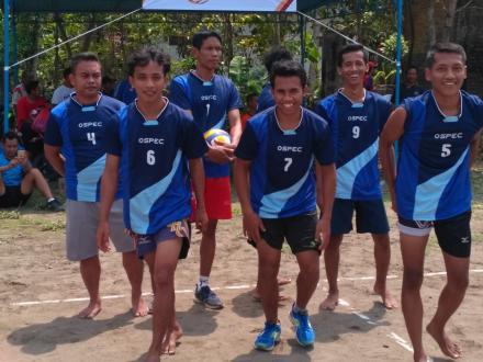 Turnamen Bola Voli Desa Tirtosari