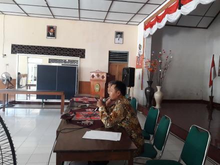 Pengelolaan dan Pengembangan PAUD dan TK Desa Tirtosari