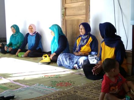 Kegiatan PSN Dusun Tegaltapen Desa Tirtosari