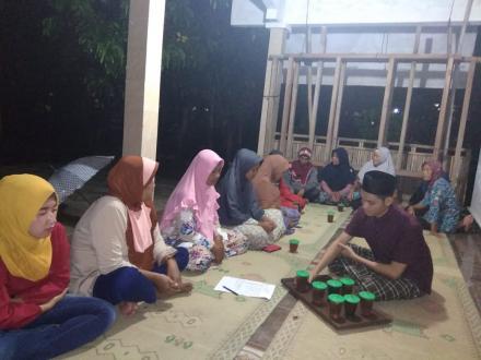 Pembinaan DBKS Pedukuhan Galan Desa Tirtosari