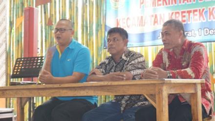 Peningkatan Kapasitas Pamong Desa Tirtosari di Desa Cikole Bandung Jawa Barat