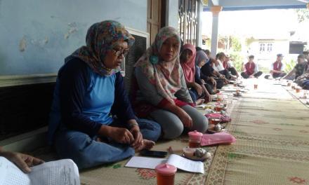 Kegiatan PSN Desa Tirtosari di Dusun Mulekan II