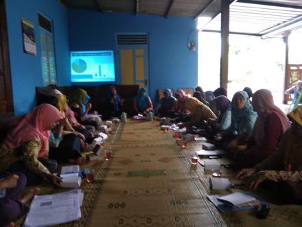 Pertemuan Rutin PPKBD / IMP Desa Tirtosari