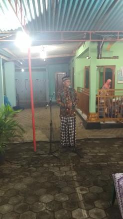 Pengajian AHAD LEGI  Desa Tirtosari