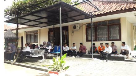 Pengajian Jumat Pagi di Kecamatan Kretek