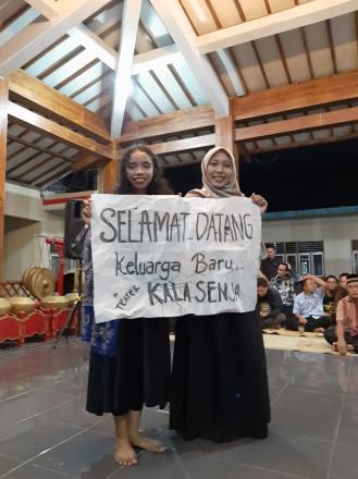 Workshop Teater Kala Senja