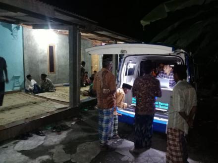 Pelayanan Pajak Keliling Desa Tirtosari